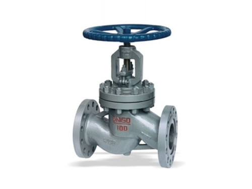 DIN Flanged Stainless Steel Globe Valve